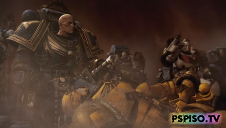 ������������ / Ultramarines: A Warhammer 40,000 Movie (2010) [DVDRip] [��������]