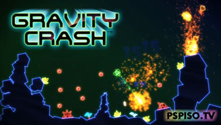 Gravity Crash Portable (PSP/Minis/2010)