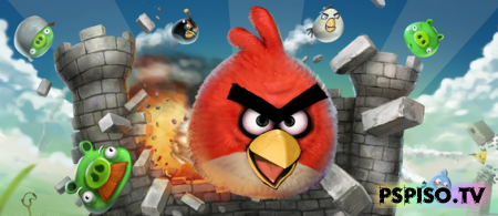 Angry Birds ������ �� PSP �� ���� ������