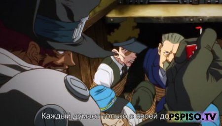 Триган: Заварушка в пустошах / Gekijouban Trigun: Badlands Rumble [2010]