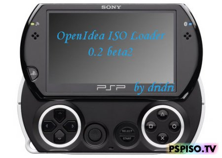 OpenIdea ISO Loader 0.2 beta3 для 6.20 TN-B