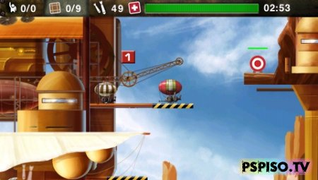 Blimp: The Flying Adventure (USA)