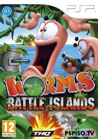 Worms: Battle Islands (ENG) (FULL)