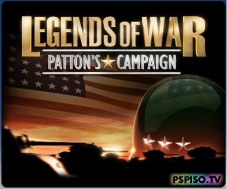 Legends of War: Patton's Campaign [USA][FULL]
