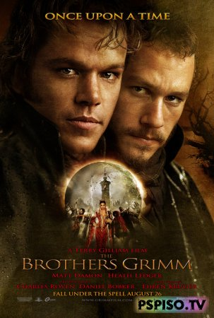 Братья Гримм | The Brothers Grimm (2005) [HDRip]