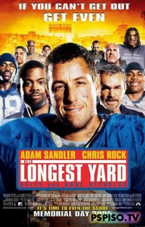 ��� ��� ������ | The Longest Yard (2005) [HDTVRip]