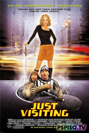 ��������� � ������� | Just Visiting (2001) [DVDRip]