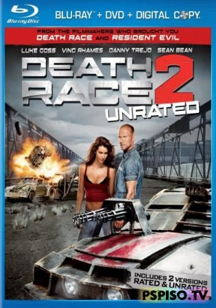 ����������� �����: ������������ ��� / Death Race 2 (2010) [HDRip]