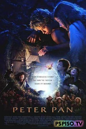 Питер Пэн | Peter Pan (2003) [HDRip]