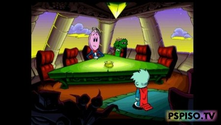Pajama Sam 3: You Eat From Your Head to Your Feet! [PSX]