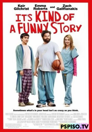 ��� ����� �������� ������� | It's Kind of a Funny Story (2010) [HDRip]
