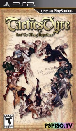 Tactics Ogre: Let Us Cling Together [ENG]