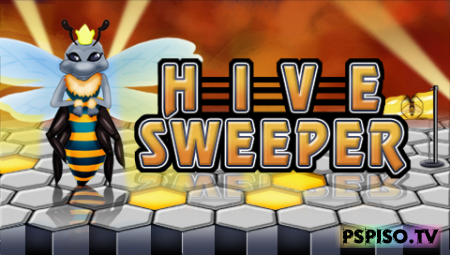 Hive Sweeper [PSP/ENG]