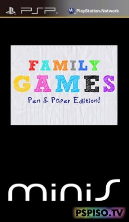 Family Games: Pen & Paper Edition (2011/ENG)