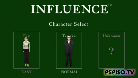 Influence [PSP/ENG]