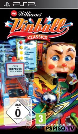 Williams Pinball Classics [ENG]