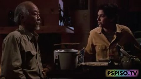 Парень-каратист 3 / The Karate Kid, Part III (1989) DVDRip