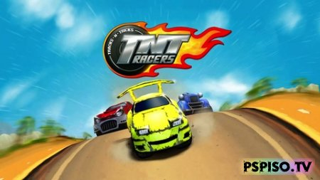 TNT Racers (Tracks N Tricks Racers) [ENG]