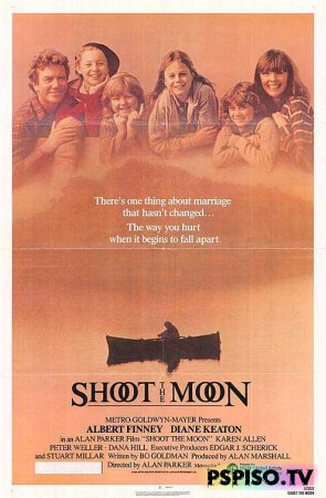Пристрели луну | Shoot The Moon (1982) [DVDRip]