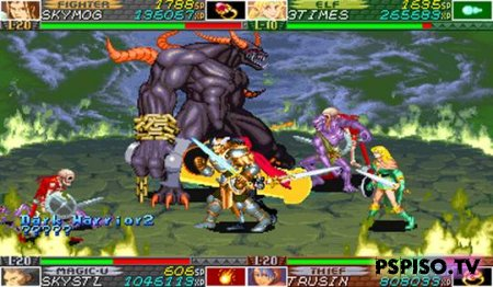 Dungeons & Dragons: Shadow over Mystara & Tower of Doom