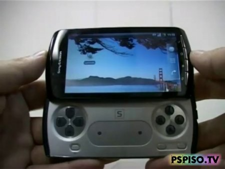 Все о Xperia Play.