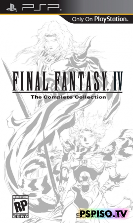 Подробнее о истории Final fantasy IV The Complete Colection