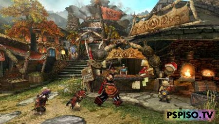 Monster Hunter Portable 3rd (PSP/ENG) [Patched]