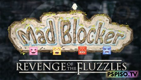 Mad Blocker Alpha: Revenge of The Fluzzles [ENG]