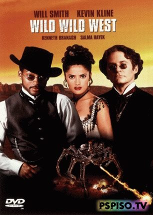 �����, ����� ���� (�����, ����� �����) | Wild Wild West (2000) [HDTVRip]
