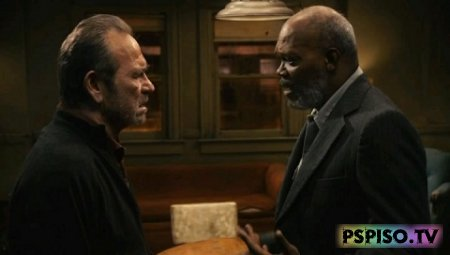 ������������ ����� / The Sunset Limited (2011) HDRip