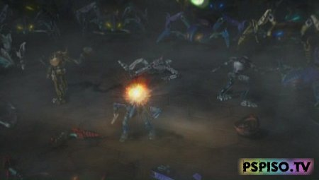 Бионикл (Квадрология) / Bionicle (Quadrilogy) (2003-2009) DVDRip