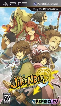 Jikandia: The Timeless Land [USA]