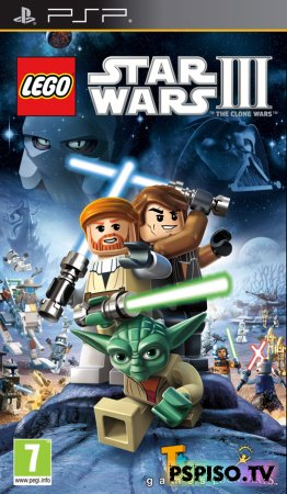 LEGO Star Wars 3: The Clone Wars - USA