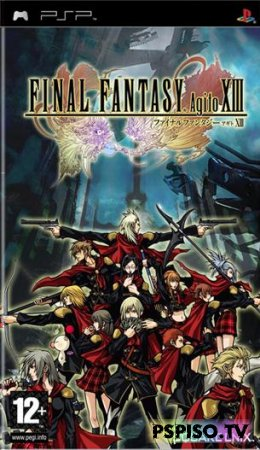 Final Fantasy Type-0 — факты от Famitsu