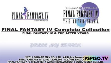 Final Fantasy IV Complete Collection [EUR]