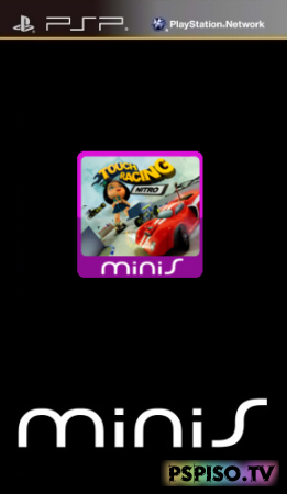 Touch Racing Nitro [ENG][Minis]