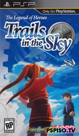 Legend of Heroes Trails in the Sky [USA]