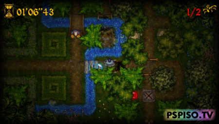 Forest Puzzle [USA][RIP][Patched][Minis]