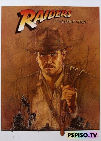 ������� �����: � ������� ����������� ������� | Indiana Jones And The Raiders Of The Lost Ark (1981) [HDRip]
