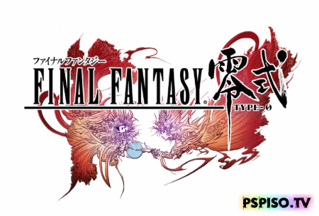 ����� � ����������� FINAL FANTASY TYPE-0 � ����������� ����������