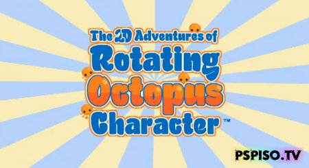 The 2D Adventures of Rotating Octopus Character [ENG][Minis]