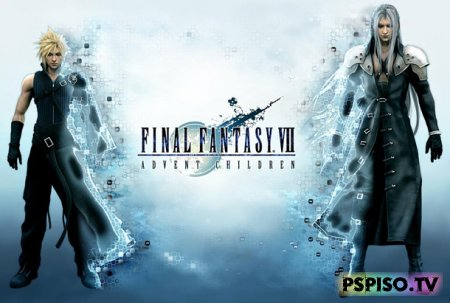 Final Fantasy VII Enhanced Edition. Возможный ремейк на PS Vita