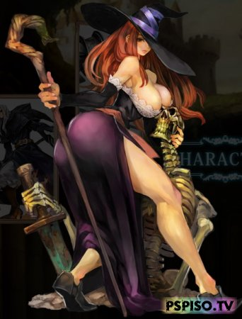 Dragon's Crown от Vanillaware выйдет на PS3 и PS Vita