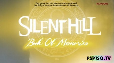 Silent Hill: Book of Memories для PS Vita