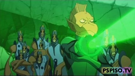 ������� ������: ���������� ������ / Green Lantern: Emerald Knights (2011) DVDRip