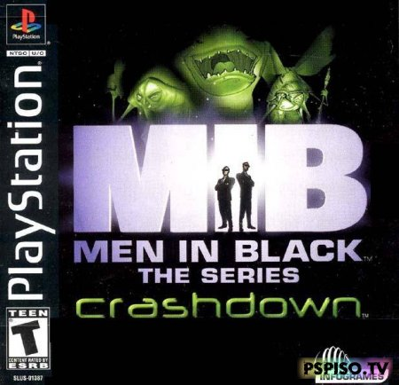 Men In Black: Crashdown [PSX]