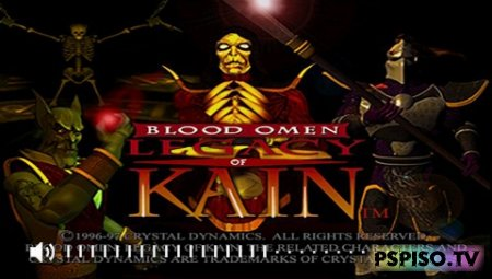 Legacy of Kain : Blood Omen