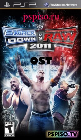 WWE Smackdown vs Raw 2011 (OST)