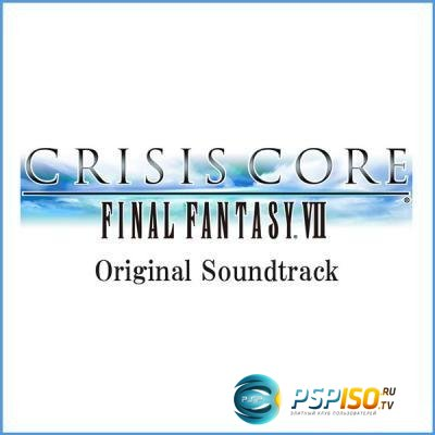 Final Fantasy 7: Crisis Core Original Soundtrack