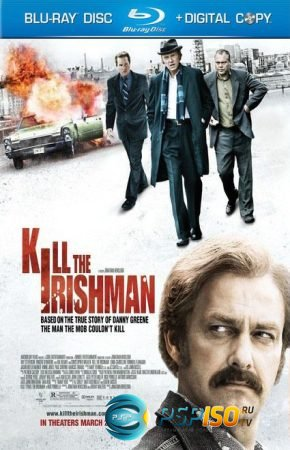 Ирландец / Kill the Irishman (2011) HDRip